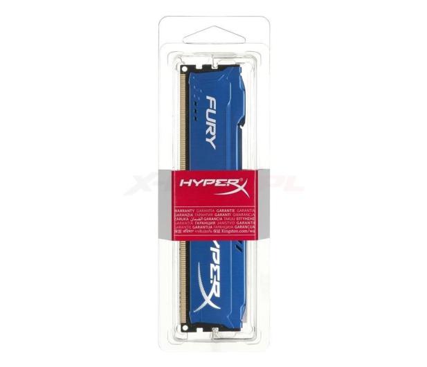 HyperX 8GB 1600MHz Fury Blue CL10 - 180486 - zdjęcie 2
