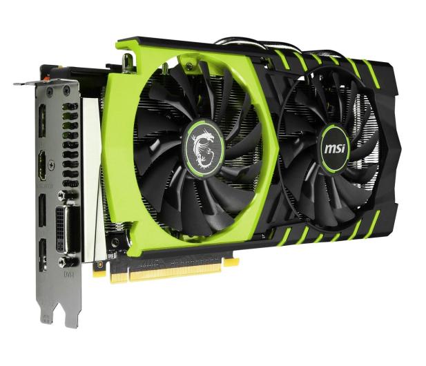 MSI GeForce GTX960 2048MB 128bit GAMING 100ME - 223644 - zdjęcie 4