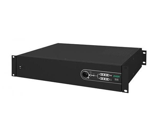 Ever Sinline 1200 (1200VA/780W, 6xIEC, USB, AVR, RACK) - 225143 - zdjęcie