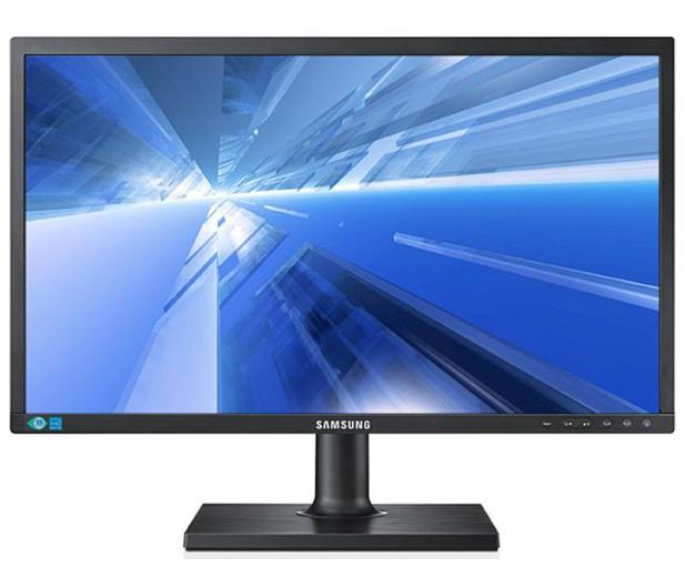 Samsung S23C65UD czarny - 207675 - zdjęcie 2