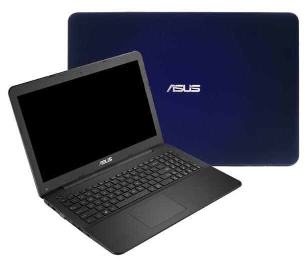 ASUS K555LD-XO121D i3-4010/4GB/1TB/DVD GF820 niebieski - 227483 - zdjęcie