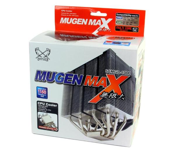 Scythe Mugen Max (1150/1155/2011/AM2+/AM3+/FM2+) - 204365 - zdjęcie 12