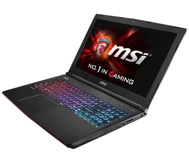 MSI GE62 Apache Pro i7/8GB/120+1000/Win8X GTX970M FHD - 232128 - zdjęcie 12