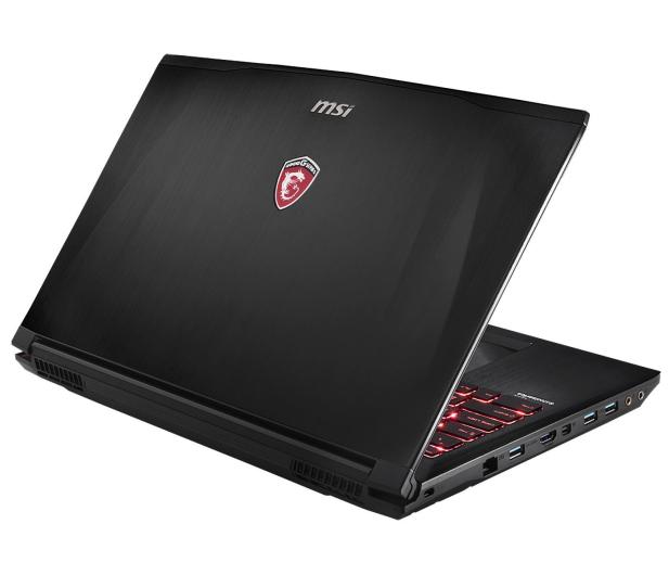 MSI GE62 Apache Pro i7/8GB/120+1000/Win8X GTX970M FHD - 232128 - zdjęcie 3