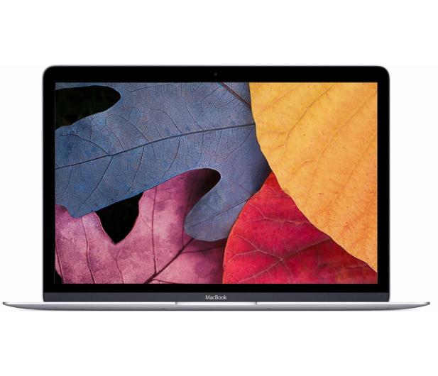 """Apple Macbook 12"""" i5 1,3GHz/8GB/512/macOS Silver - 368746 - zdjęcie"""