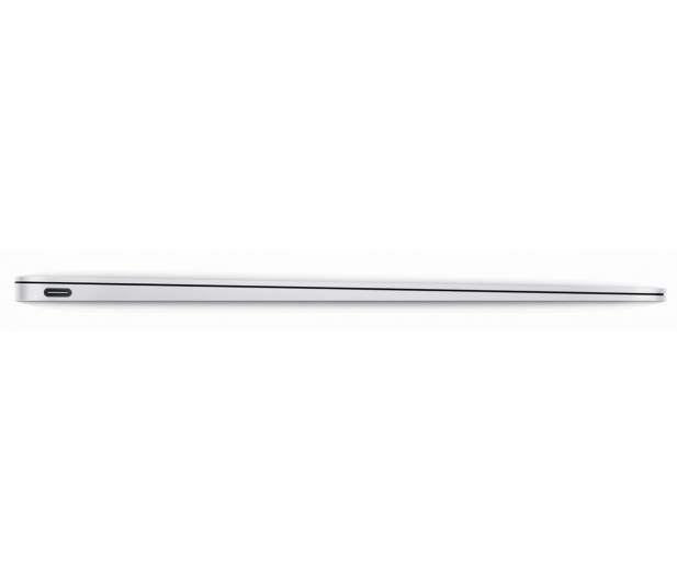 """Apple Macbook 12"""" i5 1,3GHz/8GB/512/macOS Silver - 368746 - zdjęcie 3"""