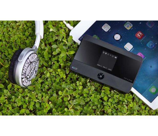 TP-Link M7350 WiFi b/g/n 3G/4G (LTE) 150Mbps - 230000 - zdjęcie 5