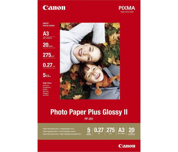 Canon Papier fotograficzny PP-201 (A3, 260g) 20szt. - 230318 - zdjęcie