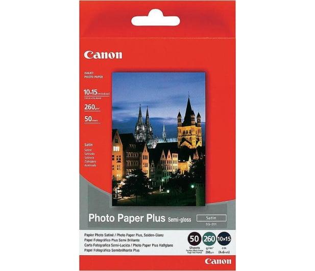 Canon Papier fotograficzny SG-201 (10x15, 260g) 50szt.  - 230454 - zdjęcie