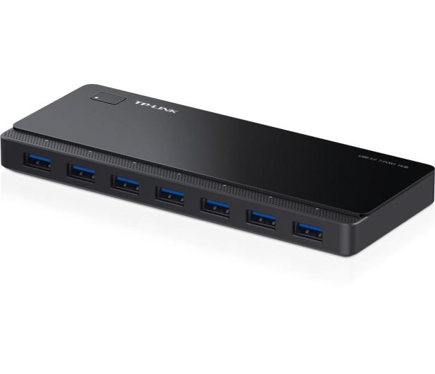 TP-Link UH700 USB 3.0 (7 portów, aktywny, zasilacz) - 230931 - zdjęcie