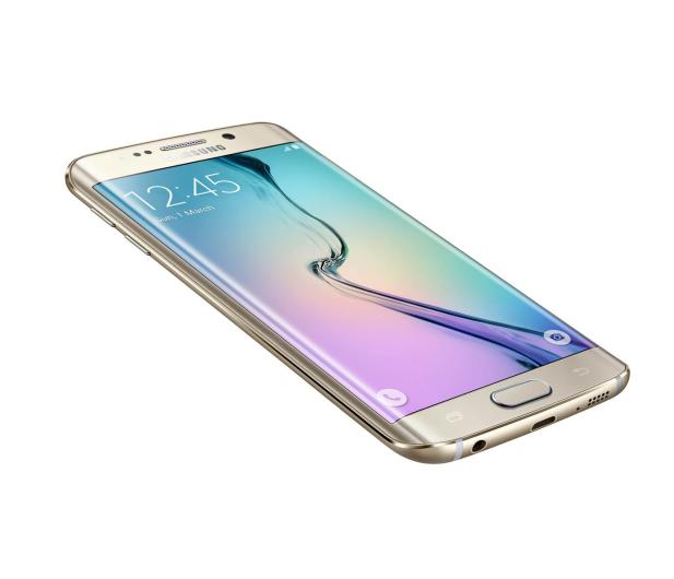 Samsung Galaxy S6 edge G925F 32GB Platynowe złoto - 230549 - zdjęcie 6
