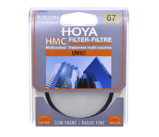 Hoya UV (C) HMC (PHL) 67 mm - 169499 - zdjęcie
