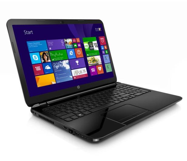HP 15-D042sw i3-3110M/4GB/750/DVD-RW/Win8.1 GF820M - 184797 - zdjęcie 2