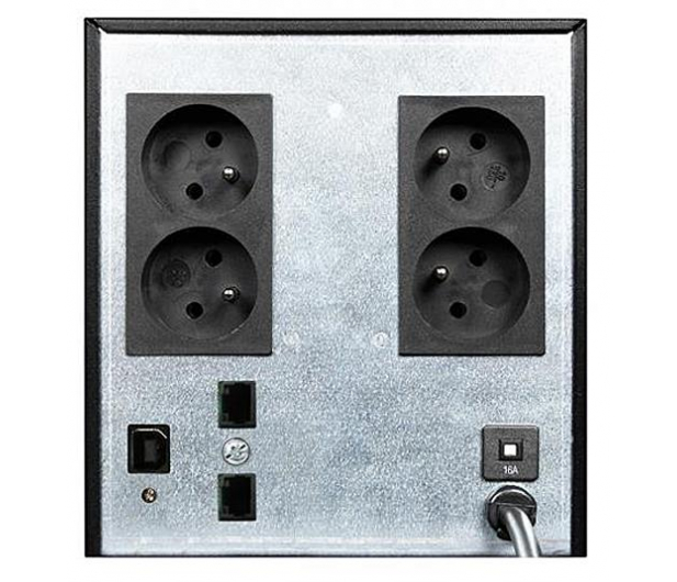 Ever Sinline 2000 (2000VA/1300W, 4xPL, USB, AVR) - 228175 - zdjęcie 2