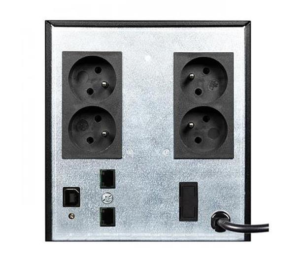 Ever Sinline 1600 (1600VA/1040W, 4xPL, USB, AVR) - 228179 - zdjęcie 2