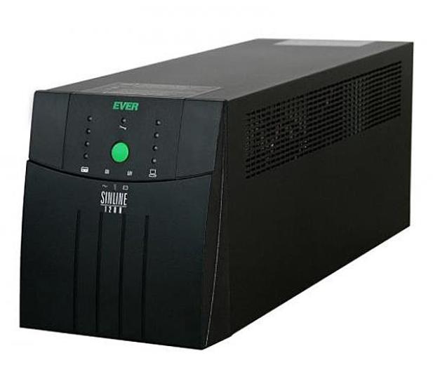 Ever Sinline 1200 (1200VA/780W, 4xPL, RJ-45, USB, AVR) - 228182 - zdjęcie