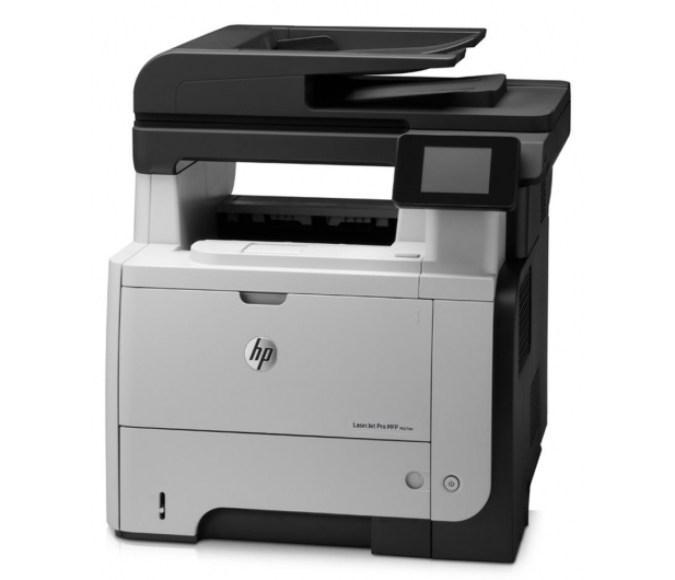 HP LaserJet Pro 500 M521dw (WIFI,LAN,DUPLEX,ADF,FAX) - 166671 - zdjęcie 2