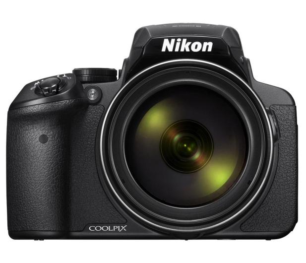Nikon Coolpix P900 czarny - 232298 - zdjęcie