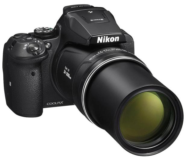 Nikon Coolpix P900 czarny - 232298 - zdjęcie 2