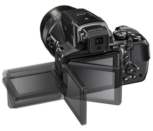 Nikon Coolpix P900 czarny - 232298 - zdjęcie 6