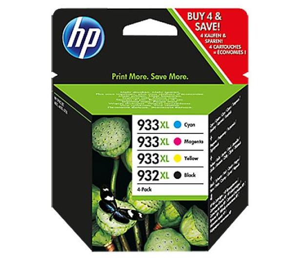HP Zestaw 4 tuszów 932XL + 933XL (C2P42AE) - 237725 - zdjęcie