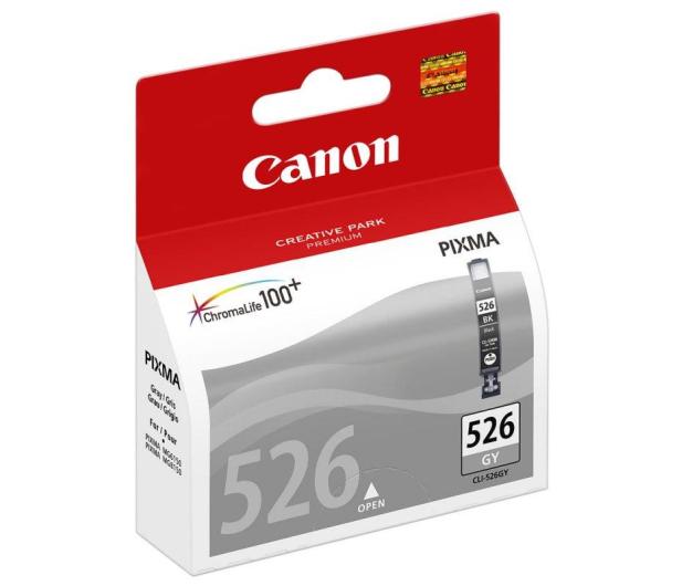 Canon CLI-526GY grey 500str. - 60366 - zdjęcie