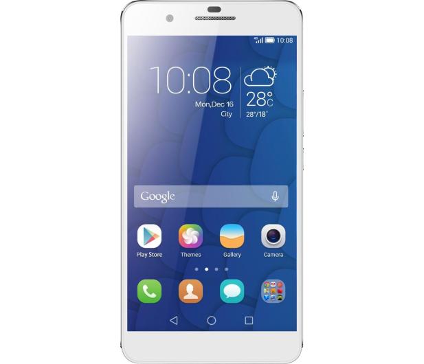 Huawei Honor 6 Plus Dual SIM biały - 238682 - zdjęcie