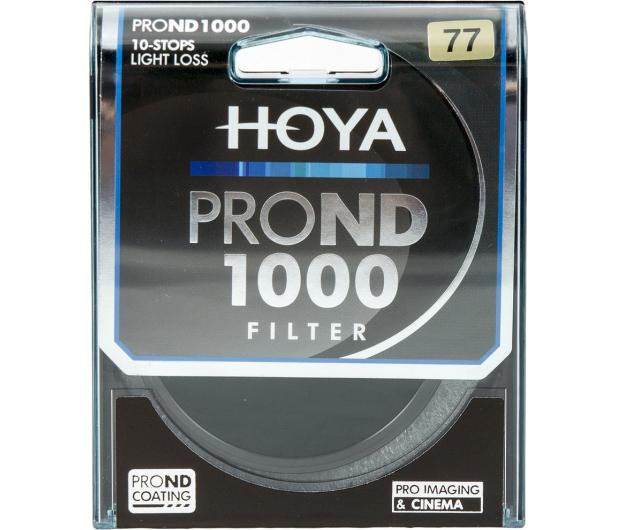 Hoya PRO ND1000 77 mm - 225252 - zdjęcie 2