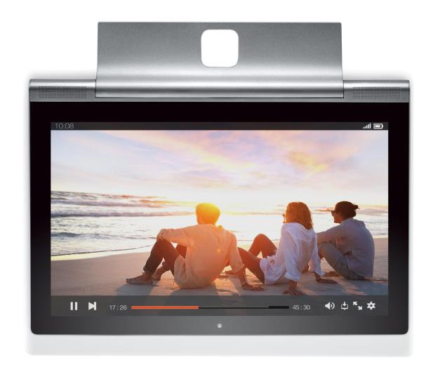 Lenovo Yoga 2 Pro Z3745/2GB/32GB/Android 4.4 QHD srebrny - 210574 - zdjęcie 3