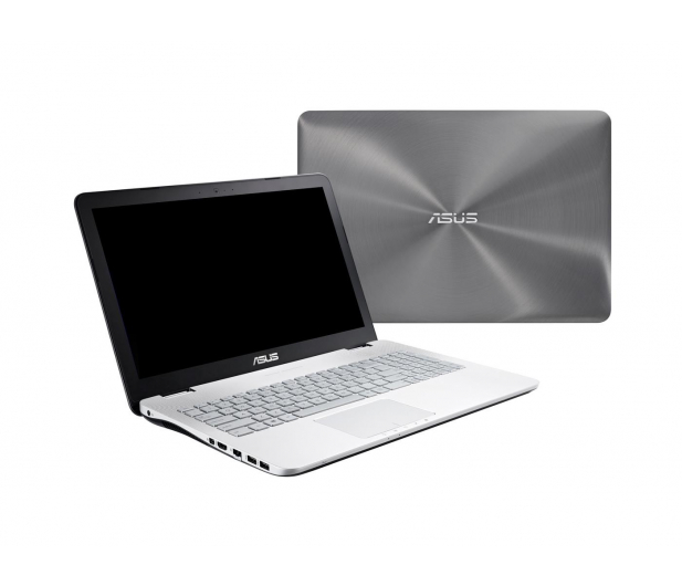 ASUS N551JW-CN097H i7-4720HQ/8GB/750/DVD-RW/Win8 GTX960 - 232765 - zdjęcie