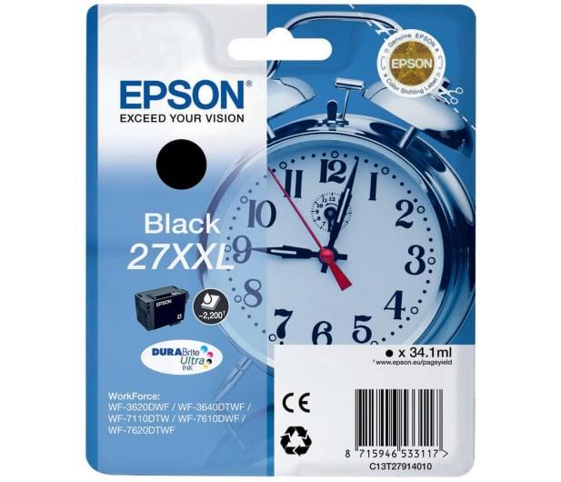 Epson T2791 black 2200str. 27XXL (C13T27914010) - 238862 - zdjęcie