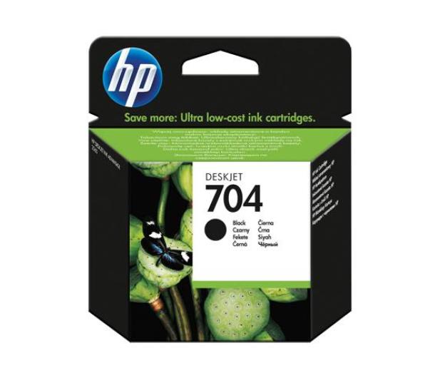 HP 704 black 480str. - 63062 - zdjęcie