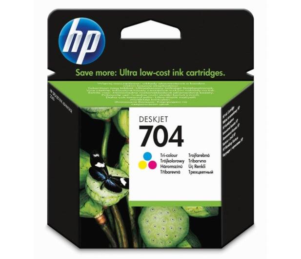 HP 704 color 200str. - 63063 - zdjęcie