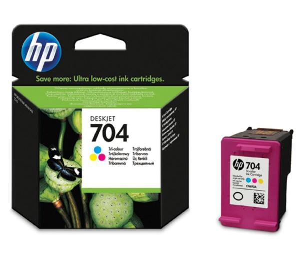 HP 704 color 200str. - 63063 - zdjęcie 2
