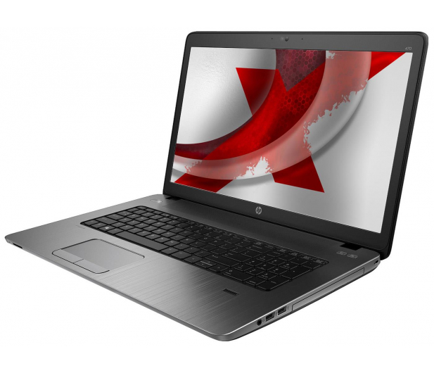 HP ProBook 470 G2 i5-4210U/4GB/750/DVD/Win8.1 R5 M255 - 243087 - zdjęcie