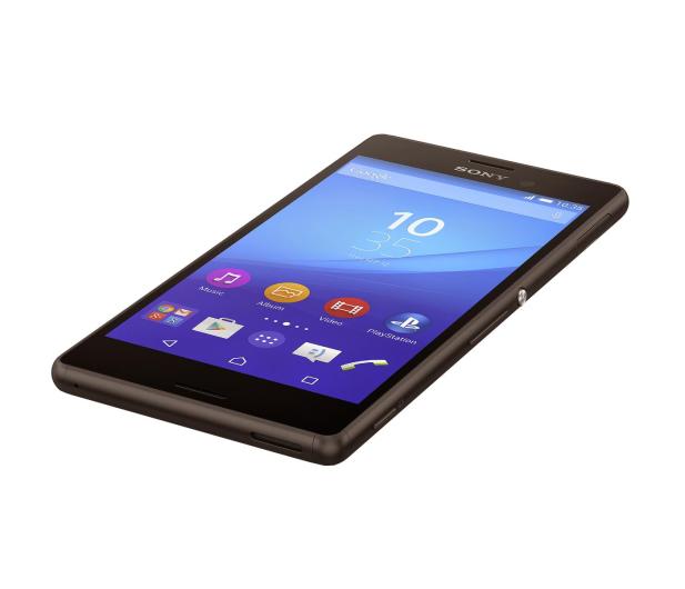 Sony Xperia M4 Aqua czarny - 241920 - zdjęcie 3