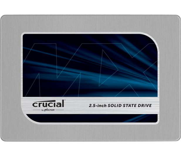 Crucial 250GB 2,5'' SATA SSD MX200 7mm - 223511 - zdjęcie 2