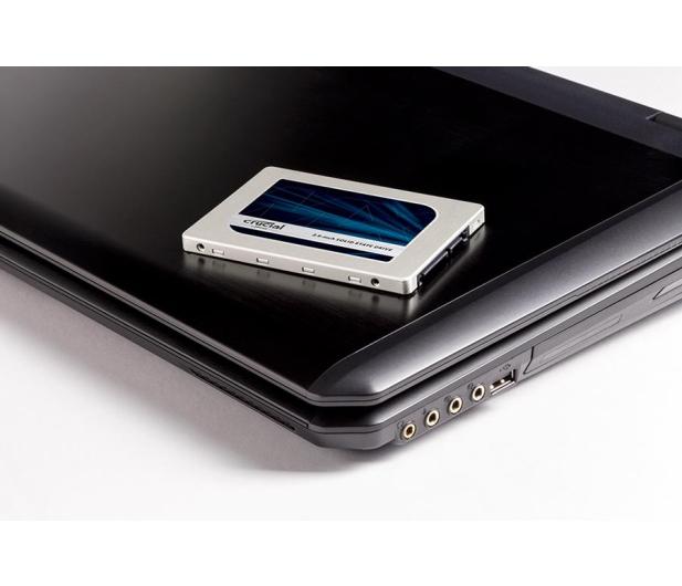 Crucial 250GB 2,5'' SATA SSD MX200 7mm - 223511 - zdjęcie 3