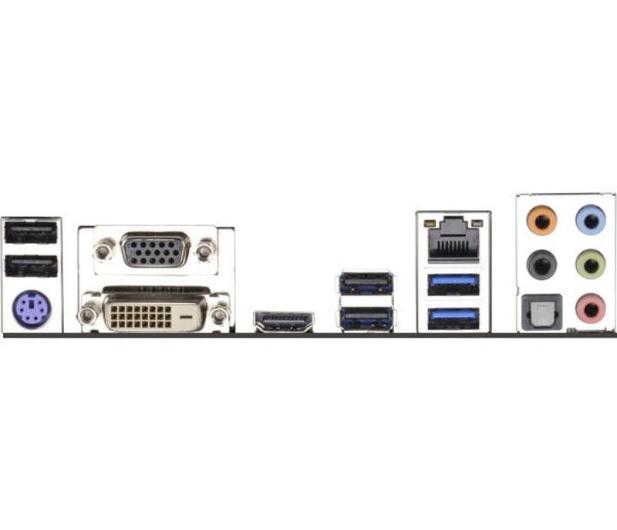 ASRock H81M (H81 2xPCI-E DDR3) - 156540 - zdjęcie 4