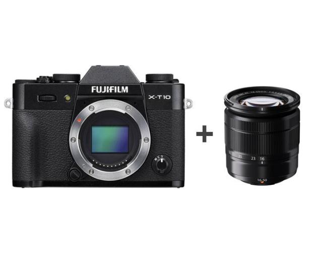 Fujifilm X-T10 + XC 16-50 f/3.5-5.6 czarny - 242675 - zdjęcie 6
