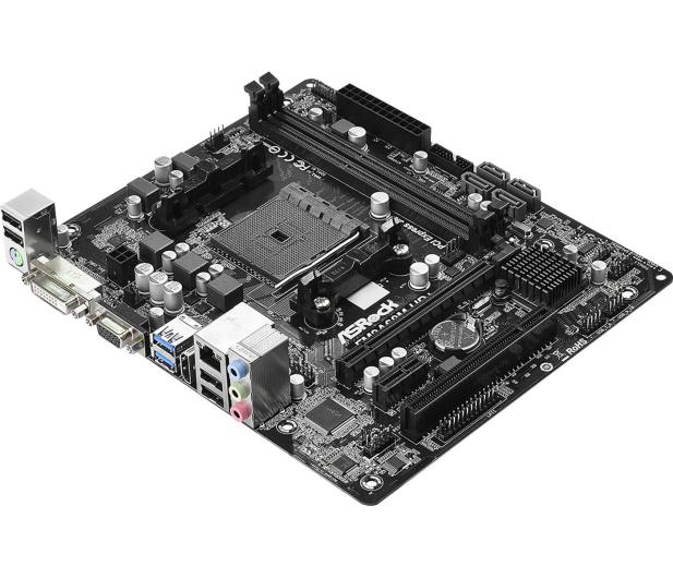 ASRock FM2A68M-HD+ (PCI-E DDR3) - 219041 - zdjęcie 2