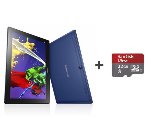 Lenovo A10-70L MT8732/2GB/48GB/Android 4.4 LTE granatowy  - 273458 - zdjęcie