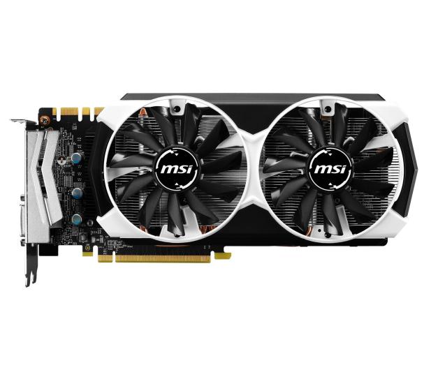 MSI GeForce GTX970 4096MB 256bit OC (Armor 2X)  - 215950 - zdjęcie 3