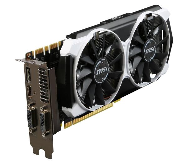 MSI GeForce GTX970 4096MB 256bit OC (Armor 2X)  - 215950 - zdjęcie 4