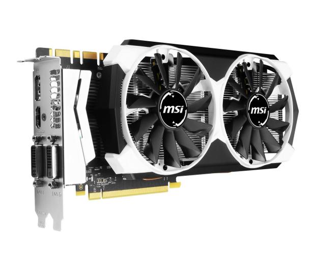MSI GeForce GTX970 4096MB 256bit OC (Armor 2X)  - 215950 - zdjęcie 5
