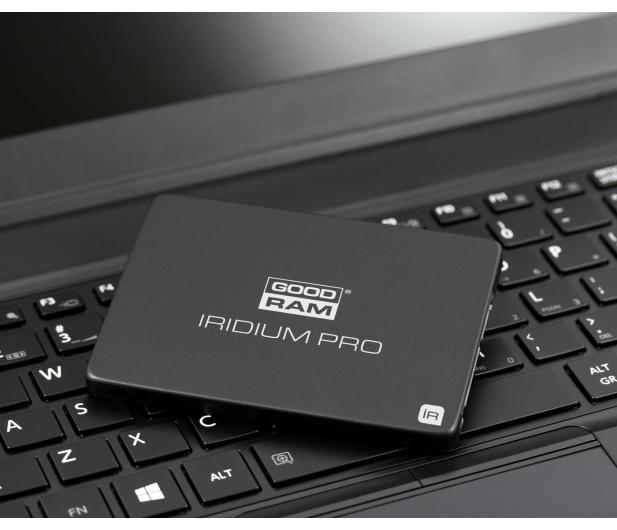 GOODRAM 240GB 2,5'' SATA SSD Iridium PRO - 229199 - zdjęcie 3