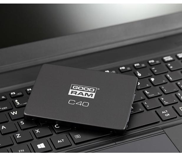 GOODRAM 120GB 2,5'' SATA SSD C40  - 189568 - zdjęcie 2