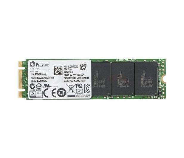 Plextor 128GB 2,5'' PCIexpress M6E M.2 Edition - 232653 - zdjęcie