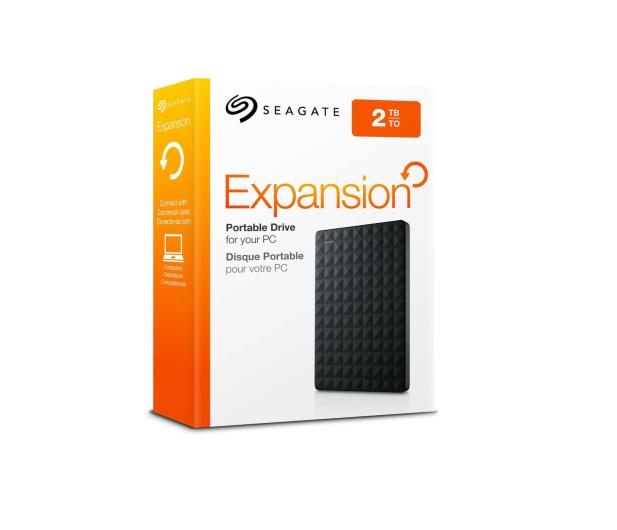 Seagate Expansion Portable 2TB USB 3.0 - 236497 - zdjęcie 4