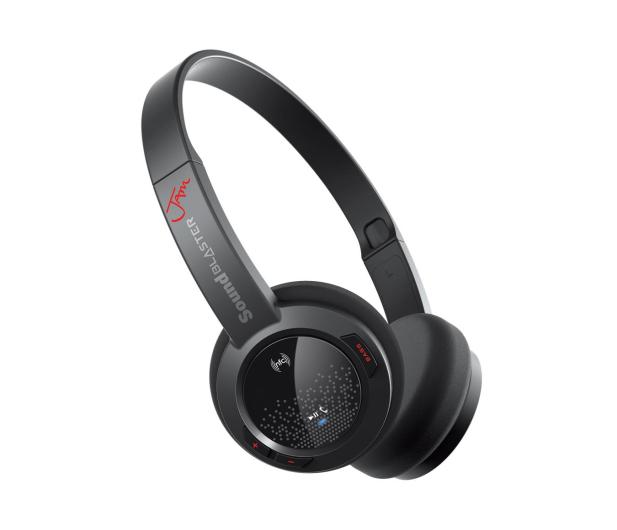 Creative JAM Bluetooth czarne z mikrofonem - 237536 - zdjęcie